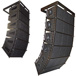 Line Array / pelare