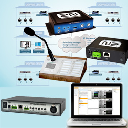 IP AUDIO