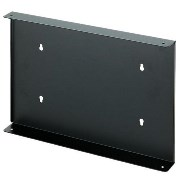 Mount.adapt >6HE wall rack blk