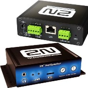 2N NetSpeaker, IP Audio