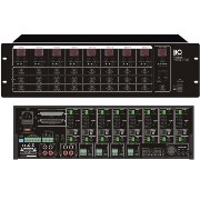 ITC T8000, 8x8 Zonemixer Audio-Matrix