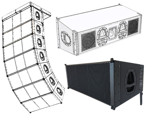 prophon pla212 line array