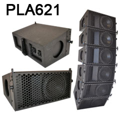 prophon pla621 line array